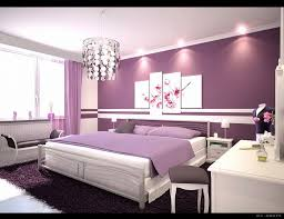 Purple Bedroom Colors Modern Purple Bedroom Design