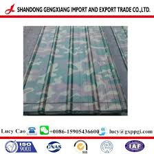 zinc coated corrugated sheet roofing panel galvanized steel roof canada china ste