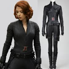 avengers black widow costume superhero black widow