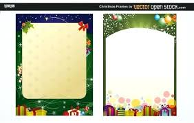 Christmas Photo Frames Templates Free Letter Template Christmas Frames Templates Free Nenne Co
