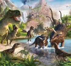 Dinosaur Mural   wall murals Ireland