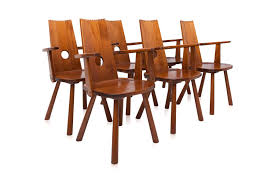 mid century dining chair. French Mid-Century Dining Chairs, Set Of 6 Mid Century Chair