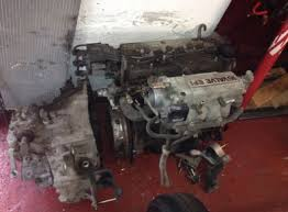Toyota Starletcorolla 4efe Engine Great Condition For Sale in Dun ...