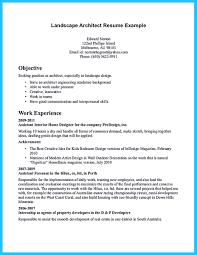 Resume Objective For Architect Interior Designer Resume Objective