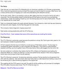 plot planning for novels first manuscript plot summary high level