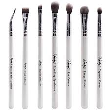 nanshy eye brush set including 7 prestige make up brushes