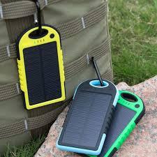 package 1x solar power bank case kit