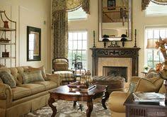 traditional living room window treatments.  Room I Like The Symmetry Of Window Treatments Itu0027s Off But Balanced Klima  Design Group  Living Room Ideas Pinterest Green Curtains Rooms Andu2026 On Traditional Room Window Treatments E