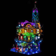LEGO Ninjago City Gardens #71741 Lichtset