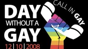 A day without gay