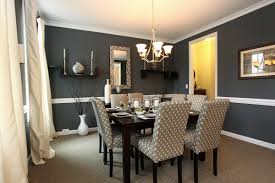 Living Room And Dining Room Colors Dining Room Unique And Modern Black And White Dining Room Decor