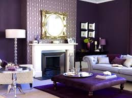 Purple Living Room Design Outstanding Purple And Gray Living Room On Small House Remodel
