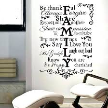 Large Wall Decals For Living Room Wall Art Stickers For Living Room Vinyl Wall  Art Stickers .