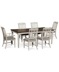 expandable furniture. barclay expandable dining furniture 7pc set table 4 upholstered s