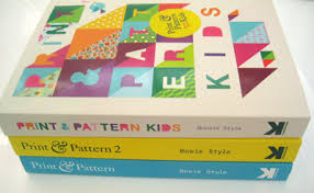 print pattern design books series by bowie style published by laurence king