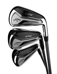 Callaway Epic Forged Irons Max Out Distance With Familiar