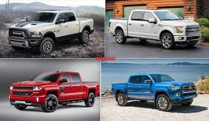 2018 Top 10 Best Resale Value: Buy a Pickup Truck - Get More Money ...