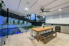custom outdoor kitchen louvres brisbane gold coast