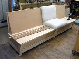 Built In Bench Made A Built In Dining Bench Diy