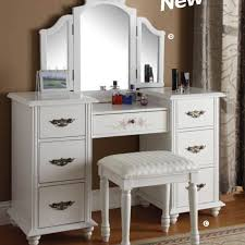 bedroom vanity sets with lights. Marvelous Professional Makeup Vanity With Lights And Table Also Bedroom Set Sets L