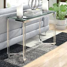 lucite console table. Image Of: Lucite Console Table Placed