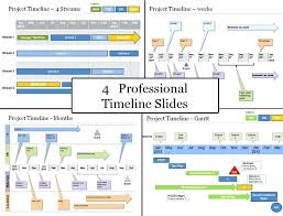 Best Photos Of Project Timeline Template For Visio 2010 ...