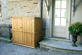 wooden garbage can storage s wooden garbage storage plans wood garbage can storage plans