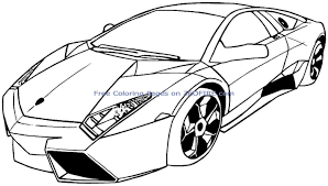 Small Picture Sports Car Coloring Pages In Sport Cars Throughout glumme