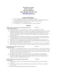 Rn Resume Examples Nursing Home Najmlaemah Com