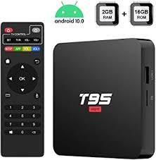 Android 10.0 TV Box, TUREWELL <b>T95 Super</b> TV Box <b>Allwinner</b> H3