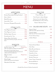 Free Wine List Template Menu Templates IMenuPro 20