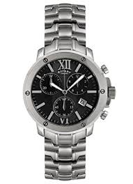 rotary mens watch time pieces xl chronograph stainless steel rotary mens watch time pieces xl chronograph stainless steel bracelet gb02837 04