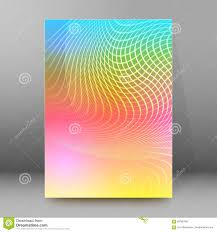Brochure Cover Pages Background Report Brochure Cover Pages A4 Style Abstract Glow96