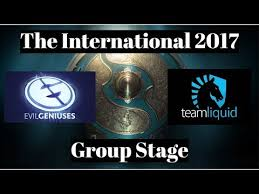 dota 2 live liquid vs eg the international 2017 ti 7 live
