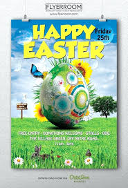 Easter 20Flyer 20Template 20 20Easter Party Flyer Template 17 ...