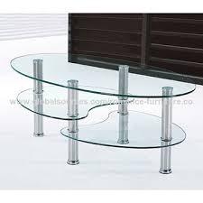 glass coffee table china glass coffee table