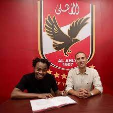 Percy Tau defends move to Al Ahly