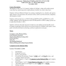 Medical Biller Coder Resume Objective No Experience Coding Examples Adorable Medical Coder Resume