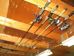 fishing pole storage diy our gallery of stylish ideas ceiling fishing rod holder instructions kayak fishing fishing pole storage diy