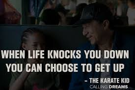 Karate Kid Quotes Adorable Karatekidmoviequote