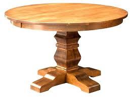 round table base wood round wood dining set solid wood pedestal table base wood dining table