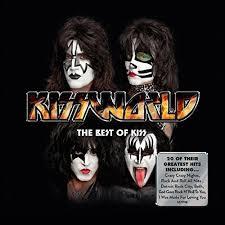 <b>KISS</b> - <b>Kissworld (The</b> Best Of KISS) (2017, CD)   Discogs