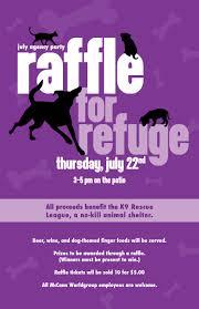portfolio of alexis reich misc wix com raffle for refuge event poster