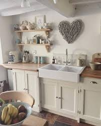 Kitchen decorating ideas Unique Country At Heart Cottage Kitchen Decor Homebnc 23 Best Cottage Kitchen Decorating Ideas And Designs For 2019