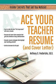 Read E Book Online Ace Your Teacher Resume And Cover Letter Pdf