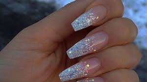 Navy Blue Nail Designs For Prom Prom Coffin Nails New Expression Nails