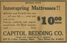 below to see some of our ads from the 1940 s