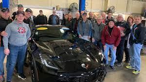 Corvette Shop Day At John Megel Chevrolet Vettes Of Atlanta Magazine
