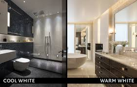 white bathroom lighting. LED Colour Temperature Bathroom White Lighting D
