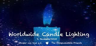 Candle Lighting 2018 Worldwide Candle Lighting